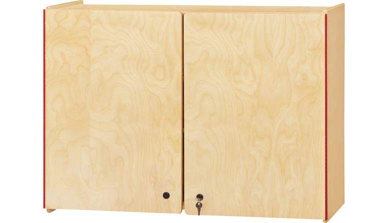 locking wall cabinet