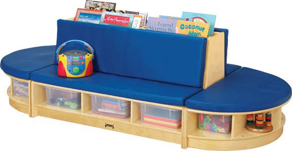 Reading Corner Furniture read-a-round - reading nook furniture