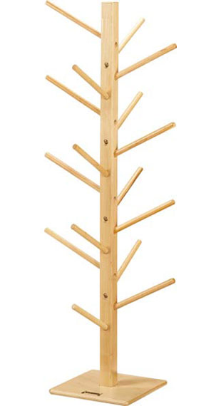 PUPPET TREE Dramatic Play Classroom Furniture Amazing Puppet Display Stand