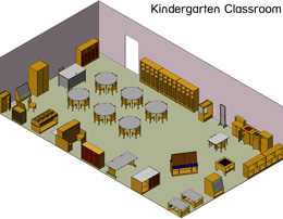 Pre Kindergarten Classroom Floor Plans http://www.classroom-furnishing.com/JC-SCHOOL-FURNITURE/classroom-layout-design.htm