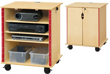 Perfect Designed Specifically For Audio/visual Equipment. Natural Baltic Birch    Made In The USA More Info.