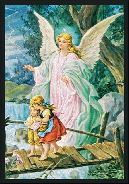 Guardian Angel 169 Christian School Rug