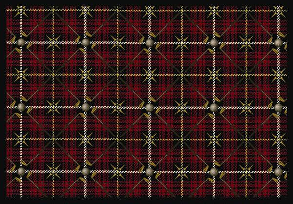 Saint Andrews 169 Area Rug With A Golf Motif