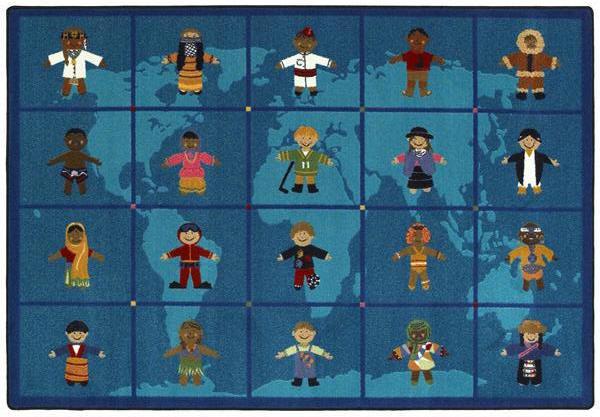 1 World Classroom Furnishing